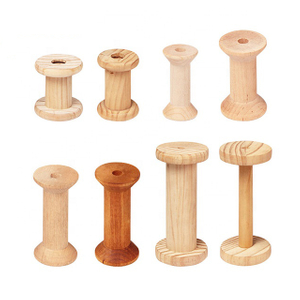 Wooden Thread Bobbins
