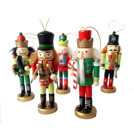 Wholesale Wooden Dolls Lovely Nutcracker