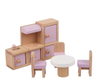 Wooden City Building Blocks Toys