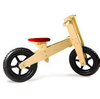 Animals Shape Wooden Balance Bikes