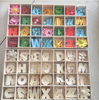 Wooden Craft Letters