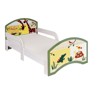 Wooden laminates children Furniture child bed