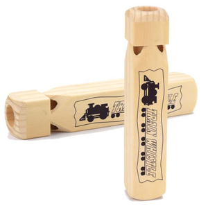 Wholesale Wooden Train Whistle