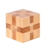 Bamboo tumbling stacking tower building blocks