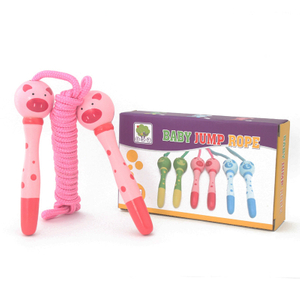 Children Wooden Skipping Rope