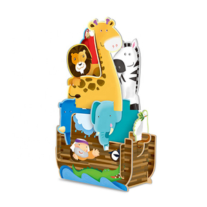 Noah's ark 3d Animal Jigsaw Puzzle