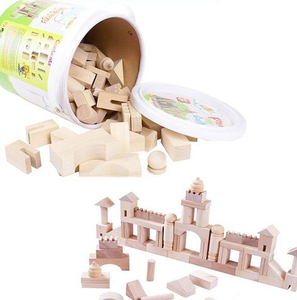 children building blocks
