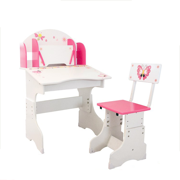 Children Furniture Study Table and Chair Set