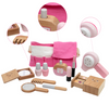 Wooden girls Makeup Pretend Play Toys