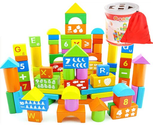 kids building blocks