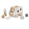 kid's wooden block toy