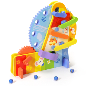 educational Wooden building blocks toys