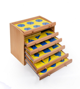 Wood Montessori Material for Kids