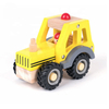 Kids Mini Wooden Tractor Toy