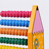 Wooden Abacus Educational Toys