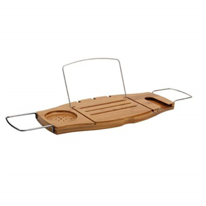 Bamboo Bath Tub Caddy Tray
