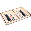 Interactive Game Table Hockey Toy Intelligence Wooden Board Game