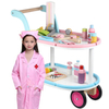 Educational Hospital Equipment Toy For Baby'S Role Play Game Doctor Cart Toy