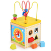 Wooden Beads Maze Box Toy