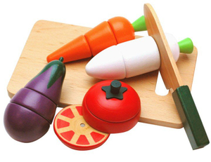 Wooden Food Toys